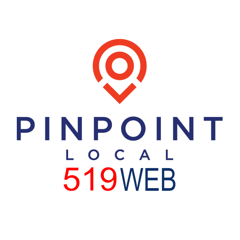 PinPoint Local, 519Web logo