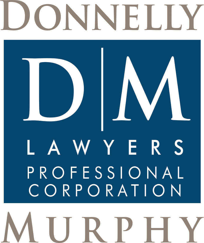 Donnelly Murphy Lawyers P.C. logo