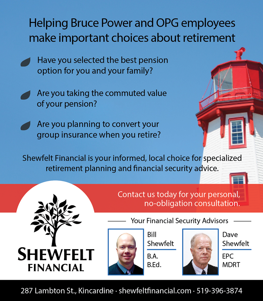 Shewfelt Financial - Freedom 55 image 1